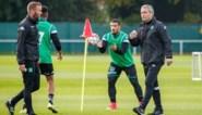 Interimtrainer Andreas Patz neemt afscheid van Cercle Brugge