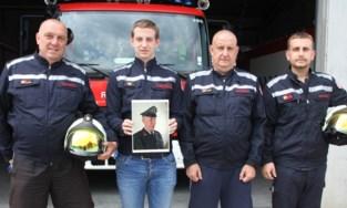 """Dit brandweerkorps telt vier telgen uit dezelfde familie: """"Van kleinsaf gefascineerd door die loeiende sirene"""""""