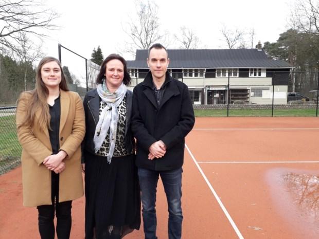 Vlaamse steun voor nieuwe tennishal op De Merel