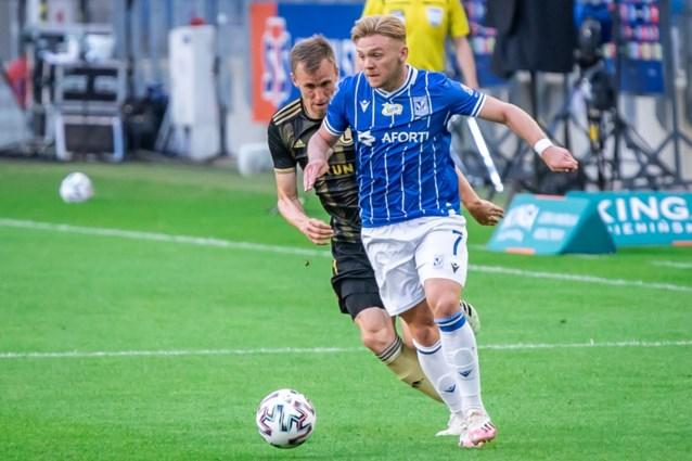 CLUBNIEUWS. Anderlecht scout Poolse flankspeler, Gent oefent tegen Lyon