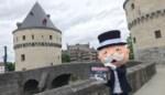 KV Kortrijk wint van Tinekesfeesten maar… ze komen dan toch allebei op Kortrijkse Monopoly