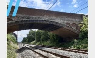 Spoorwegbrug Nieuwerkerken wordt vervangen: acht maanden geen verkeer mogelijk