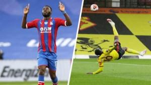 Christian Benteke kan nog eens scoren voor Crystal Palace, maar iedereen heeft het over heerlijke omhaal van Danny Welbeck