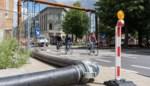 Opvallende oplossing voor ondergrondse riool die 'keihard' verstopt zit
