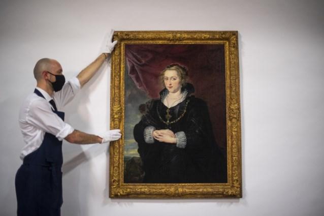 """Schilderij van """"leerling van Rubens"""" blijkt toch van grootmeester zelf te zijn, en dat levert eigenaar straks miljoenen winst op"""