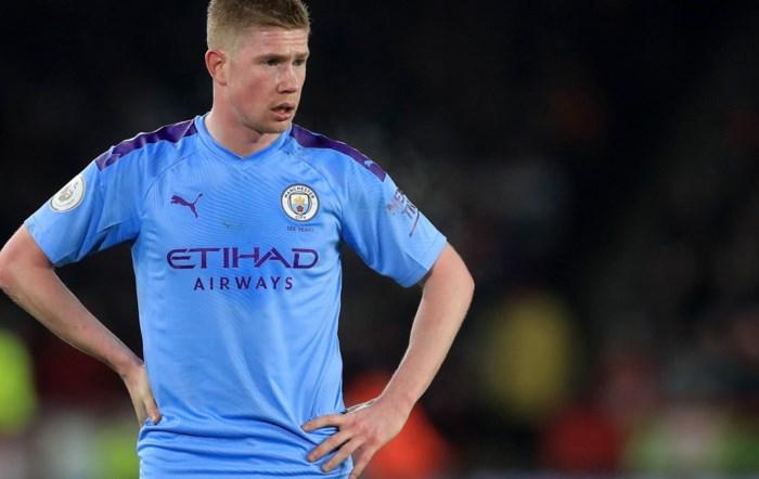 Kevin De Bruyne dreigt 3,5 miljoen euro te verliezen: op het veld tegen Newcastle, met het hoofd in Zwitserland