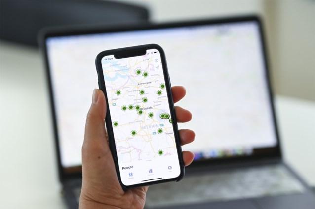 Contact tracing app tegen september klaar
