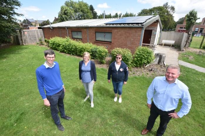 Gebouwen jeugdvereniging krijgen zonnepanelen en er komen er nog meer bij