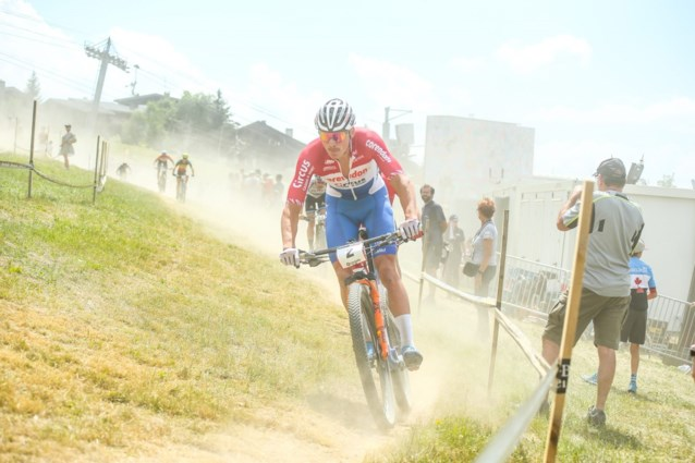 Opnieuw Wereldbekermanche mountainbiken geschrapt: slecht nieuws voor Mathieu van der Poel