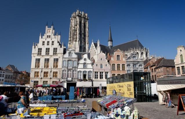 Mechelen organiseert zaterdagmarkt opnieuw met alle kramen in voormiddag