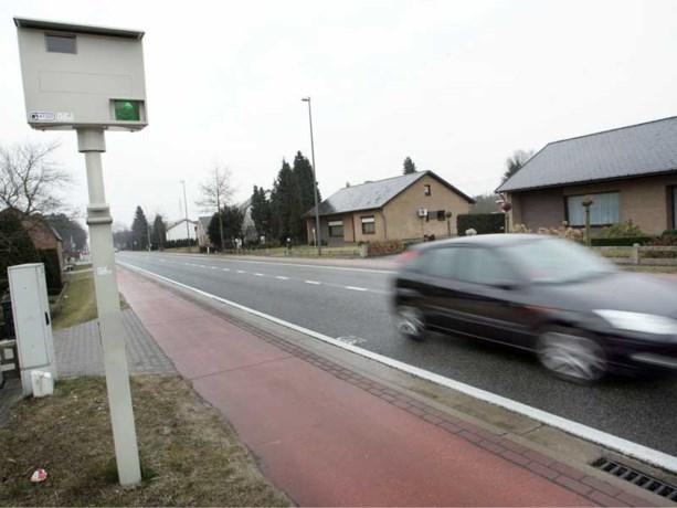 Snelheidsprobleem in Vaartstraat blijft: bijna één op drie bestuurders rijdt te snel