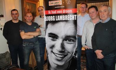 """Supportersclub houdt herinnering aan Bjorg Lambrecht levend met boek en koers: """"Iedere dag zonder hem is een moeilijke dag"""""""