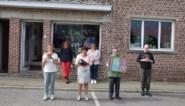 Zonnelied verkoopt kunstwerkjes om materiaal aan te kopen voor nieuw activiteitencentrum