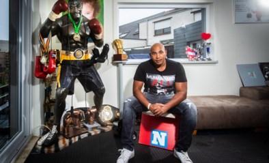 """Op de klapstoel met voormalig bokser Ismaïl Abdoul: """"Ik voel mij nogal altijd een BV, een bekende vreemdeling"""""""