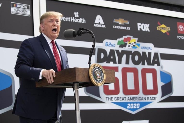 """Donald Trump eist excuses van zwarte racepiloot, maar die antwoordt: """"Liefde wint altijd, ook al komt de haat van de president"""""""