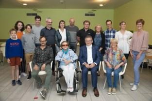 Georgette viert 100ste verjaardag in Abdij van Zevenkerken