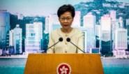 """Leider Hongkong verdedigt veiligheidswet: """"het is geen hel en verdoemenis"""""""