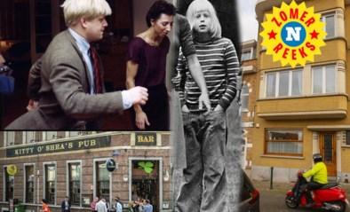 Hoe Boris Johnson zich als een soort Jommeke in Wonderland door Brussel, de kroegen en de Europese Unie wurmde