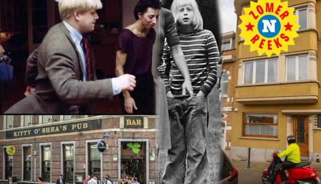 Hoe Boris Johnson zich als een Jommeke in Wonderland door Brussel, de kroegen en de Europese Unie wurmde