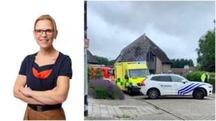 """Kamerlid Katleen Bury (Vlaams Belang) krijgt poederbrief in de bus: """"Ik moet in quarantaine tot ze weten om welk goedje het gaat"""""""
