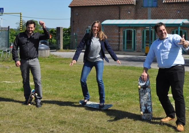 Gebruikers krijgen inspraak in inrichting van nieuw skatepark