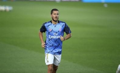 Race tegen de klok voor Eden Hazard: problemen zijn nog niet van de baan