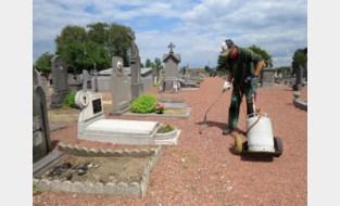 Bilzen maakt van begraafplaatsen milieuvriendelijke groene oases