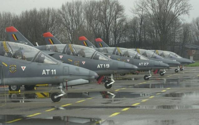Defensie verkoopt 25 Alpha Jet-toestellen door aan Canadese Top Aces