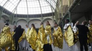 Nieuwe collectie Chanel geïnspireerd op Karl Lagerfeld