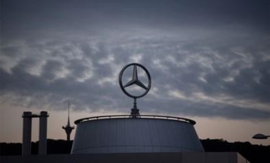 Duitse luxewagens geraken niet meer verkocht