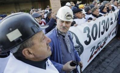 Mijnwerkers verheugd met investeringen in zorgsector ten koste van hun eigen pensioen