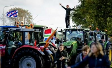 Opnieuw manifesteren boeren in Nederland