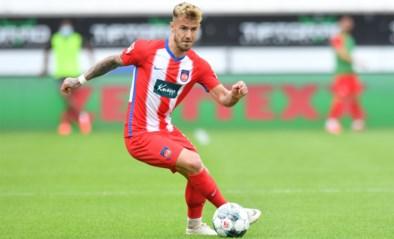 Duitse middenvelder Niklas Dorsch op komst bij AA Gent