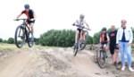 """Crossterrein voor mountainbikers gevoelig uitgebreid: """"Kinderen die niet op vakantie kunnen, vinden hier een sportieve speeltuin"""""""