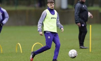 Pieter Gerkens mag blijven bij Anderlecht, maar wil hij dat ook?