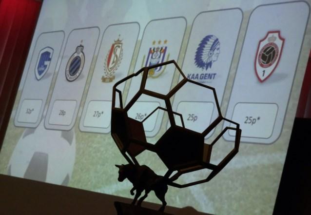 De kalender is bekend: Club Brugge en Charleroi openen nieuw voetbalseizoen, clash met Anderlecht op 7de speeldag