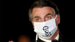 """President Bolsonaro test positief op corona: """"Ik voel me prima"""""""