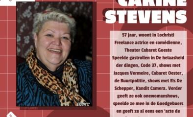 Kies zelf de publieksprijs voor jouw cultuurlaureaat: Carine Stevens