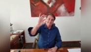Braziliaans president Bolsonaro post video waar hij omstreden middel hydroxychloroquine neemt