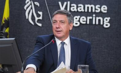 """Jan Jambon: """"Een begroting in evenwicht is niet meer de ambitie"""""""