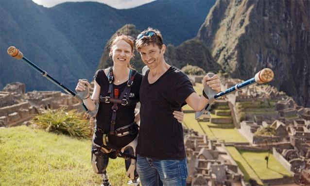 Hannelore uit 'Over winnaars' baat vakantiewoning uit voor mensen met een beperking