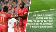 """Didier Lamkel Zé haalt uit naar ploegmaat Lior Refaelov: """"Hij doet zelf geen inspanningen, maar is de eerste om zijn mond open te trekken"""""""