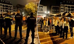 Politie veegt uitgaansbuurt in Knokke schoon na overlast van (Nederlandse) jongeren: