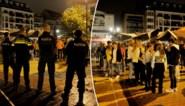 """Politie veegt uitgaansbuurt in Knokke schoon met groot machtsvertoon: """"Heel Amsterdam zit hier, omdat je hier legaal mag drinken"""""""