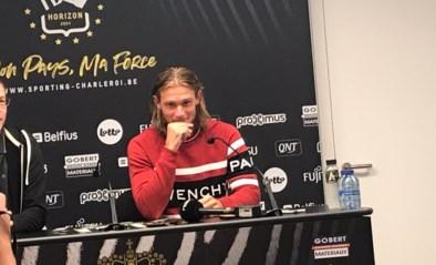 """Guillaume Gillet (36) is na 4 jaar terug in België bij Charleroi: """"Ik ben bijna even oud als de trainer"""""""