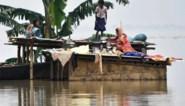 Twee doden en zestien vermisten na overstromingen in Nepalees dorp