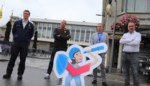 Niet alleen meer in Kortrijk: politie ziet je nu ook 24 uur per dag op Marktplein in Kuurne