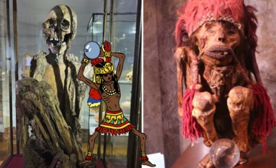 """Pairi Daiza en Brussels museum bekvechten over mummie van Kuifje: """"Wij beloven toch ook geen panda's?"""""""