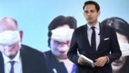 Weer poederbrieven bij Vlaams Belang, Tom Van Grieken kreeg er een in de Kamer