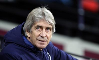 Manuel Pellegrini neemt komend seizoen over bij Betis